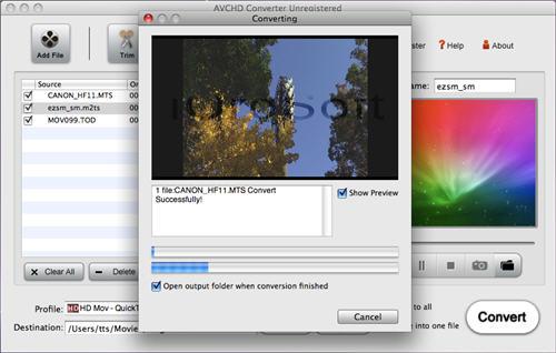 Mac HD Video Converter
